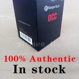 Wholesale Original Kanger Mini - new packing 100%original Kanger Subtank occ coils Vaporizer 0.5ohm 1.2ohm 1.5ohm Coils for Kangertech Subtank mini nano plus subox tank