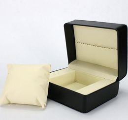 Wholesale Name Brand Fashion Jewelry - High - Grade Gift Jewelry Box Display Packaging Brand - Name Watch Box Pu Leather Box LSL-2388