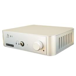Бесплатная доставка Bluebird B1 HiFi Desktop Pure Class a аудио усилитель для наушников стерео усилитель от Поставщики чистые наушники