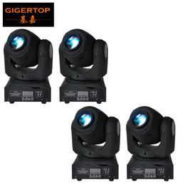 Wholesale Mini High Brightness Led - 4pcs lot 10W Mini Spot 10W Led Moving Head With Gobo Plate&Color Plate,High Brightness 10W Mini Led Moving Head Light DMX512