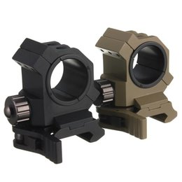 Wholesale Quick Cnc - GG&G Type CNC making Quick Lock QD Scope Mount 25mm 30mm r131
