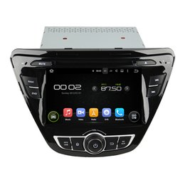 Wholesale Hyundai Elantra Car Dvd - 7inch Android HD screen Car DVD player for Hyundai Elantra with GPS,Steering Wheel Control,Bluetooth, Radio