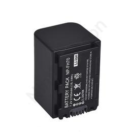 Bateria sony np on-line-Baterias digitais 7.2 v 2100 mah np-fh70 np fh70 npfh70 bateria recarregável para sony np-fh70 fh50 fh30 dc-sx40 sx40rn