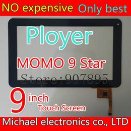 All'ingrosso- 300-N3860B-A00-V1.0 N3860B MF-198-090F-2 AD-C-900041 Pannello touch screen capacitivo da 9 pollici per PC touchscreen Perfeo 9103W TABLET cheap tablet pc 9inch da pc del ridurre in pani 9inch fornitori