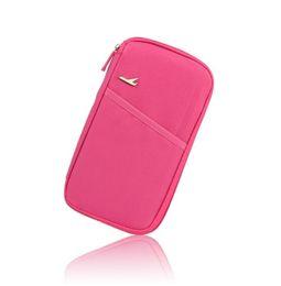Wholesale Credit Card Storage - Travel Passport Cover Wallet Travelus Multifunction Credit Card Package ID Holder Storage Organizer Clutch Money Bag