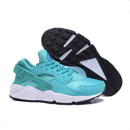 Wholesale Pvc Fabric Offers - Air Huarache Ultra Triple Black Red Running Shoes Huaraches Men Women Running Outdoor Sports Shoes sneaker OFFER