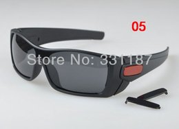 Wholesale Titanium Girl - Hot Sale ,Brand Sun Glasses Batwolf brown frame brown Polarized lens Authentic Sunglasses Popular Eyewear 8 Colors choose