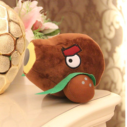 Wholesale Wedding Dolls Animals - 16cm 6.3'' New Cannon Plants vs zombies Doll plush toy Doll Stuffed Animals Baby Toy for Children Gifts Wedding Gifts Hot sales
