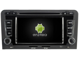 "Wholesale Dvd A3 - Octa Core Android6.0 2GB RAM car dvd play stereo for 1024*600 LCD 7"" Audi A3 S3 RS3 2003-2012 gps navi headunit 3G tape recorder head unit"
