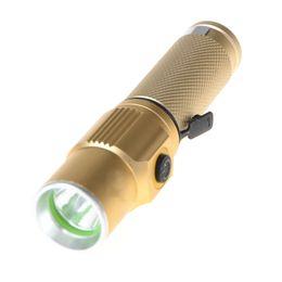 Ultrafire cree xml t6 wiederaufladbare taschenlampe online-Cree XML T6 3 Modi 14500 2000 Lumen Wiederaufladbare Taschenlampe F00227 SPDH