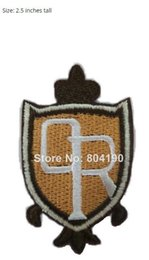 Wholesale High Host - OURAN HIGH School Host Club Japanese Anime PATCH TV MOVIE cosplay accessories props Uniform Jacket Badge fans art