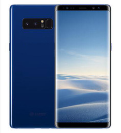 Wholesale Note Digital - Goophone NOTE8 Android Cellphone 6.3inch N8 MTK6580 Real 1G+16GB Show 4G lte Octa Core 4GB RAM 64GB ROM 13MP Camera Note 8 Smartphone