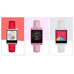 Wholesale Ladies Outdoor Watches - Lady Smartwatch Smart Watches for Android Phones Smart Intelligent Mobile Phone Watch for Android 4.4 IOS 5.0 and above 2601110