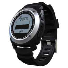 Wholesale Tracker Speed - GPS Sport Smart Band Heart Rate Height Race Speed Outdoor GPS trajectory Fitness Tracker SmartBand smartwatchs