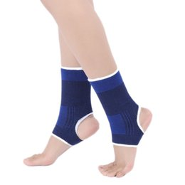 Wholesale Knee Support Pair - 1 pair of arch support shock absorber sports sprain protection all day care pad pad ankle support, elbow, knee, wrist, easy to carry