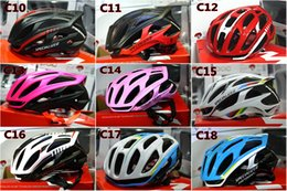 Wholesale Helmet Red - Top sale in 2017 ! Good quality 22 models 4D Road bike MTB Helmets Prevailed Cycling Helmets with Size M(54-62cm) free shipping