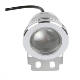 Controladores de aquário on-line-10 W CONDUZIU a luz subaquática LED aquário warterproof luzes DC AC 12 V 24 chave IR controlador remoto waterr à prova de IP68