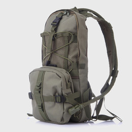 Wholesale ultralight bag - 2.5L Multi-function portable Water Bags Cycling Backpack Ultralight Sport Riding Travel Mountaineering Hydration Bag Camping Hiking Climbing