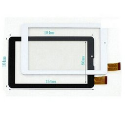 Wholesale 7inch Screen Replacement - Wholesale- 7inch Prestigio MultiPad Wize 3038 3G PMT3038 Touch Screen Digitizer Sensor Glass Replacement Parts Tablet Pc