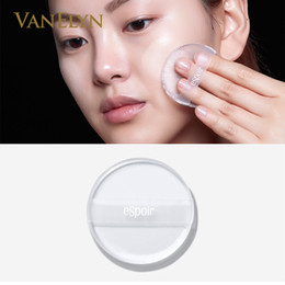Wholesale Free Sponge - Dropshipping 2017 Hot Sale Newest Espoir Tight Touch Silicon Sponge Face Puff Sponge For Concealer Cream Primer Liquid Free Shipping Sponge