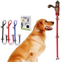 Wholesale Doorbell Alarm - Pet Doorbell Rope Dog Toy House Training And Communicate Alarm Door Bell For Dogs Convenient And Practical Pet Supplies