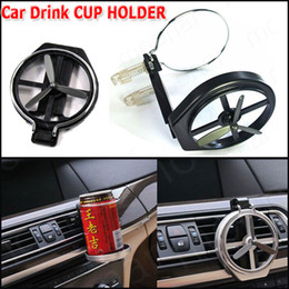 Wholesale Car Air Condition - Universal Folding Air Conditioning Inlet Auto Car Drink Car Beverage Bottle Cup Car Frame for Truck Van Drink