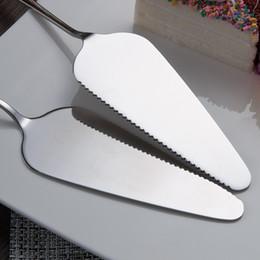 palas de acero inoxidable Rebajas Acero inoxidable Pizza Pala Herramientas para hornear Manija de la correa Fácil de usar Triangular Shovels Family Necessity Appliance 1 45ch J R