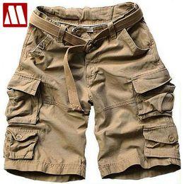 Wholesale Mens Xxl Belts - Wholesale-2016 Summer Men New Style Board Shorts High Quality Mens Cargo Shorts Casual Shorts with belt 10 Colors size S M L XL XXL XXXL