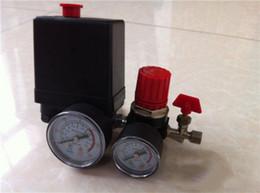 Wholesale Pressure Switch Control - 15A 240V AC Air Compressor Pressure Switch Control 7.25-125 PSI