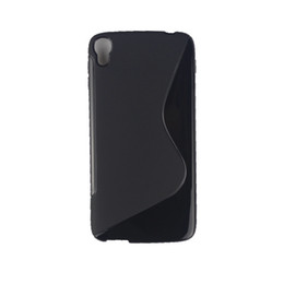 Wholesale Touch S Line - TPU Soft Plastic Case S LINE Slim Gel Cover For Alcatel One Touch Pop Astro Idol 3 5.5 Idol 3 4.7 OT-6039