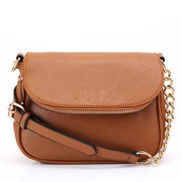 Wholesale M Messenger - M bag women crossbody bags handbags famous brand chain shoulder messenger bag vintage fashion small sling phone purse with logo