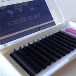 Wholesale Mixed Tray Eyelash - 5 Trays Wholesale Volume Lashes Extension Mix Length False Eyelashes Individual Eyelash Factory Supplies hot sale