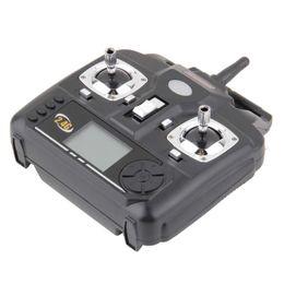 Wholesale Uav Drone Rc - Wholesale- 2.4G 6-Axle Gyroscope RC Quadcopter Drone UAV RTF w  2MP HD Camera X5C