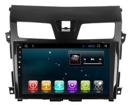 Wholesale Teana Gps - Car GPS Navigation Android and DVD System Navigator App For 2013 Nissan Teana 10.2INCH
