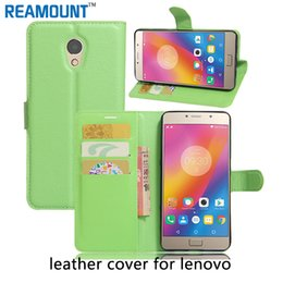 Wholesale Transparent Gel Flip Casing - Wallet Leather Case PU Flip Soft Gel Cover for Lenovo A5860 for Lenovo A859 for Lenovo X3 lite with Card Slot Cover Case