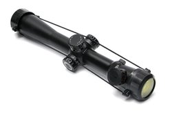 Wholesale M3 Scope - Wholesale - hunting scopes red dot scrope M3 tactics 1x 35mm red green laser telescopes   light rifle scope (free shipping)