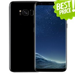 "Wholesale Sim Plus - Goophone S8 Plus Smartphones 2G RAM 16G ROM Quad Core 5.8"" 1920*1080 64bit Real fingerprint Dual sim Unlocked Cell Phones"