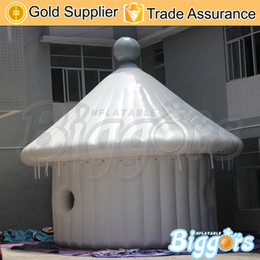 Wholesale Cheap Outdoor Tents - Cheap Price Outdoor Air inflated structure Inflatable Event Tent Mushroom Camping Tent For Sale