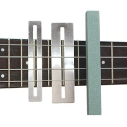 Wholesale Guitar Frets - Two Fretboard Protect A Instrument Accessories Maintenance Tool Fit Guitar Bass Frets Neck Polish Luthier Guitar accessories