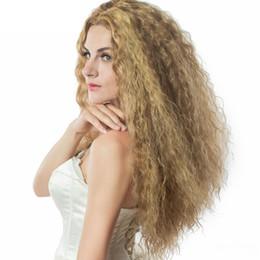 Melange de couleur marron pour cheveux