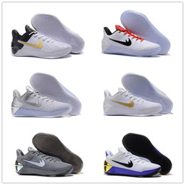 Wholesale Green Color Star - 2017 new arrival top quality Basketball Shoes New color KB 12 AD Bryant Kobe XII 12 men Sports Shoes KB12
