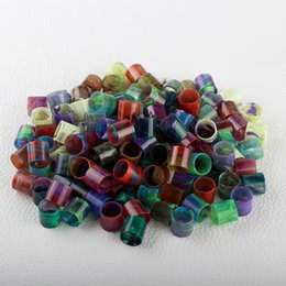 Wholesale Free Bear Pattern - Epoxy Resin Drip Tips For Cleito Atomizer Tank High quality Pretty Pattern Wide Bore Mouthpiece E Cigarette Free Shipping