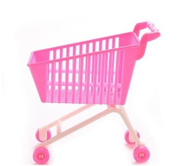 Wholesale Cart For Toys - LOOK 1 X Shopping Cart for doll Classic Toys Trolleys for Kids Girls Birthday Gift