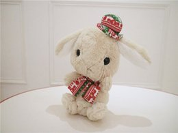 Wholesale Dance Talk - 20151036 Free Shipping Electric Toy White Rabbit Call Talk And Sing And Dance With Music Plush Toy For Kids