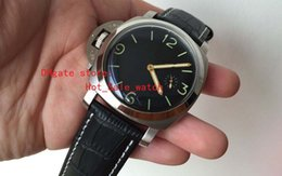 Wholesale Pam Sapphire - factory direct sale new Luxury High Quality Classic Series 316L Stainless Steel 47mm pam 217 00217 pam217 Mechanical Automatic Mens Watch