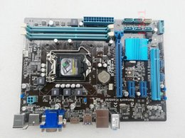 Wholesale Hdmi Motherboard Intel - B75M-A For ASUS B75 Motherboard Socket 1155 LGA 1155 DDR3 mATX PCIE3.0 HDMI USB3.0 DVI-D