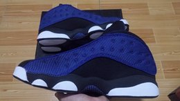 Wholesale Brave Blue - Brave Blue XII 13s Lows basketball shoes for men outdoor athletic footwear high quality 13 sneaker size 40-47 Cheap prices on sale
