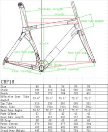 Wholesale Di2 Frames - S5 Carbon Road Bike Frame 48 51 54 56CM BBright Cycling Bicycle Frame DI2 Mechanical Frame+Fork+Seatpost+Clamp+Headset Super Light Frame