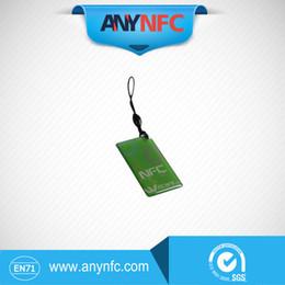 2019 celulares lumia Al por mayor-4pcs / lot NFC Epoxy etiqueta M1 13.56MHZ compatible para todos los dispositivos de teléfono celular NFC hangtag para Galaxy S5 S4mini Lumia a prueba de agua rebajas celulares lumia