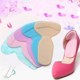 Wholesale Dancing Shoe Cushion - 1 Pair Women's Fashion Soft High Heel Cushion Shoe Insert Dance Insole Pads Foot Care Foot Protector Shoes Accessories(Random Color) (Size: